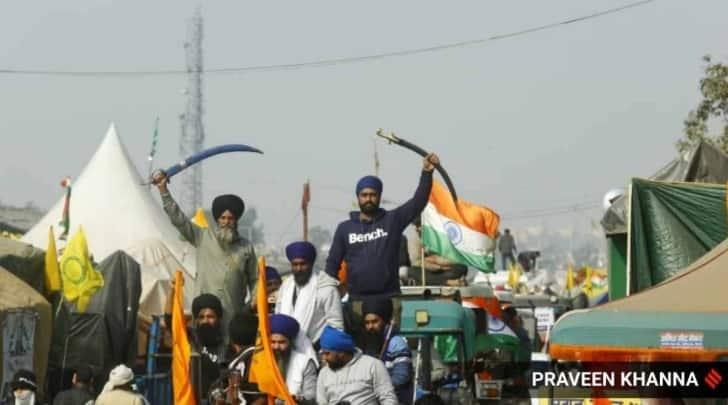 Farm bills, farmers protest, singhu border, farmers violence, farmers news, indian express news