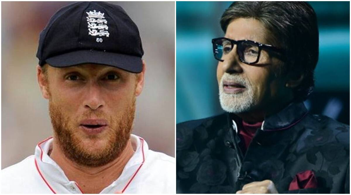 Andrew Flintoff takes a dig at Amitabh Bachchan for his 5-year-old tweet on Joe Root | Sports News,The Indian Express