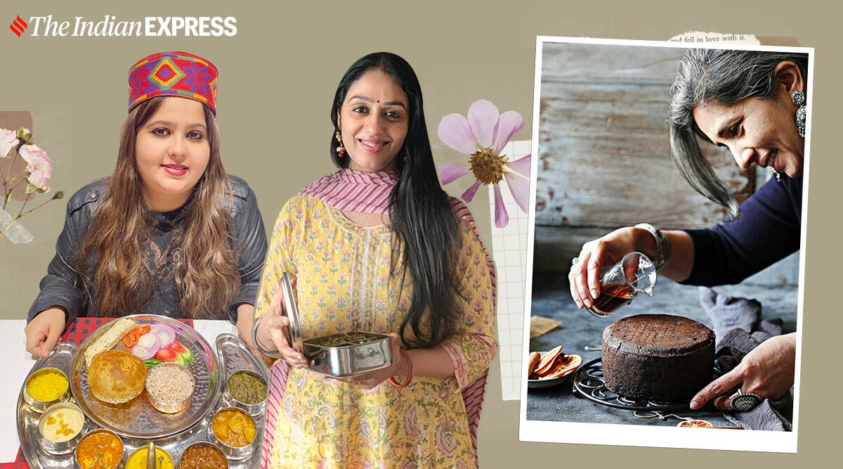 Food Blogging, Food Trends 2021, Food Trends, pandemic learning, food bloggers, food, Indian Express news