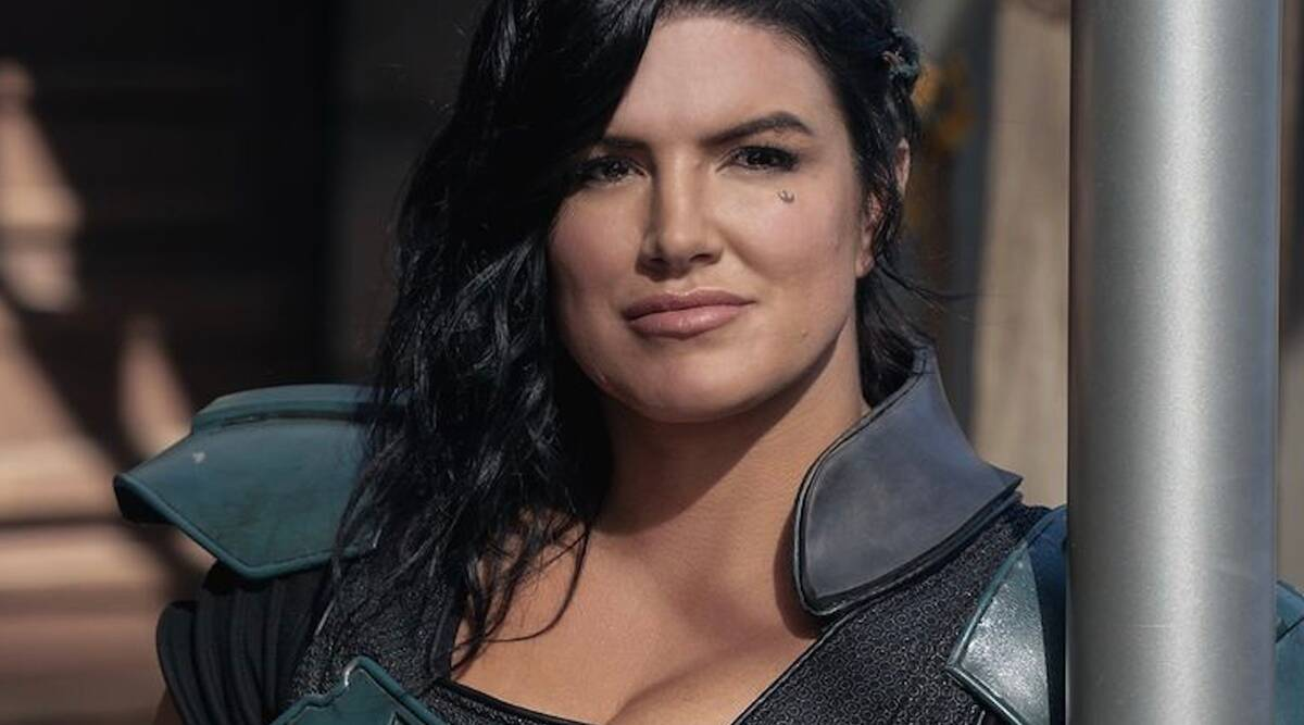 Gina Carano fired from The Mandalorian after controversial social media post - The Indian Express