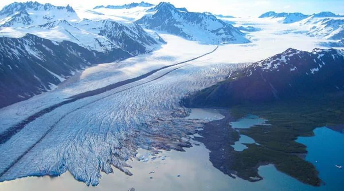 glacial lakes, Uttarakhand flash flood, Himalayan region, Uttarakhand news, indian express news