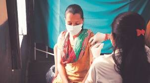 Ahmedabad Covid vaccination: Second shot a tepid affair, some miss it