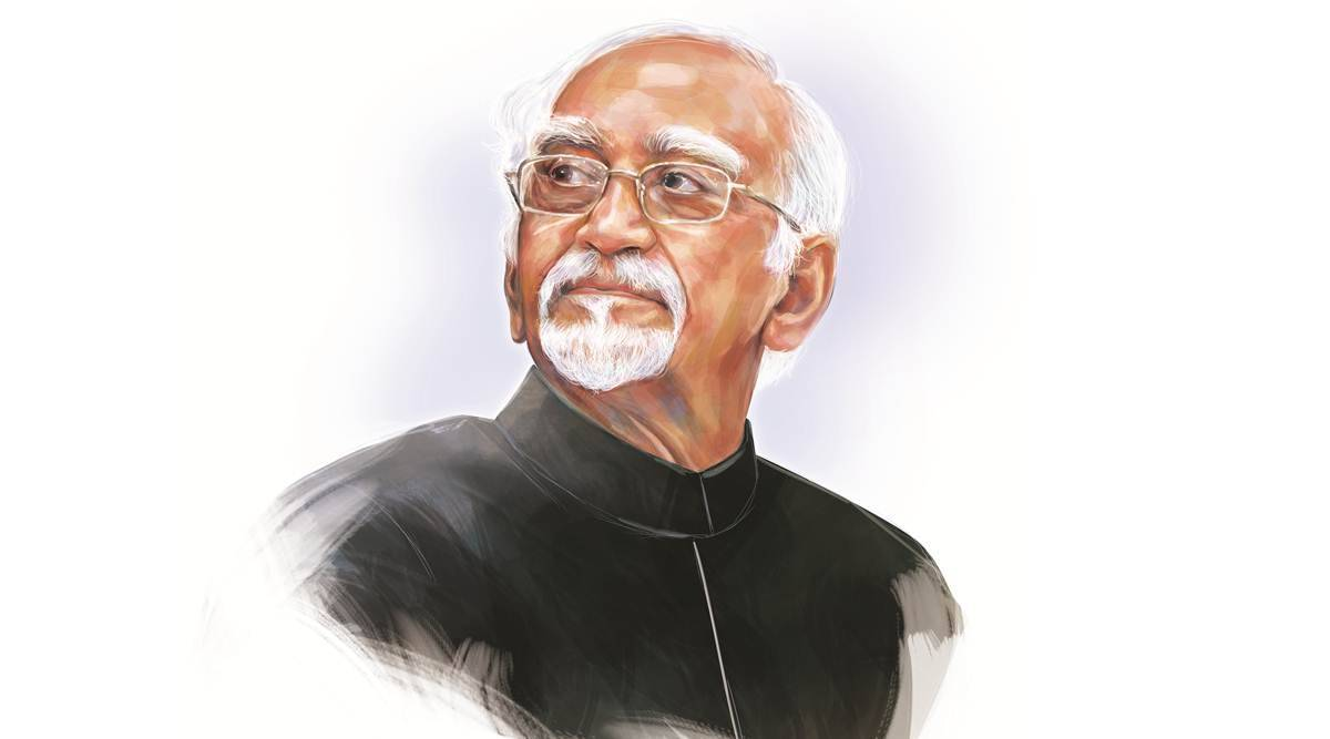 Hamid Ansari: Debate in House ensures different views… Why not let that happen?… Must allow process of scrutiny