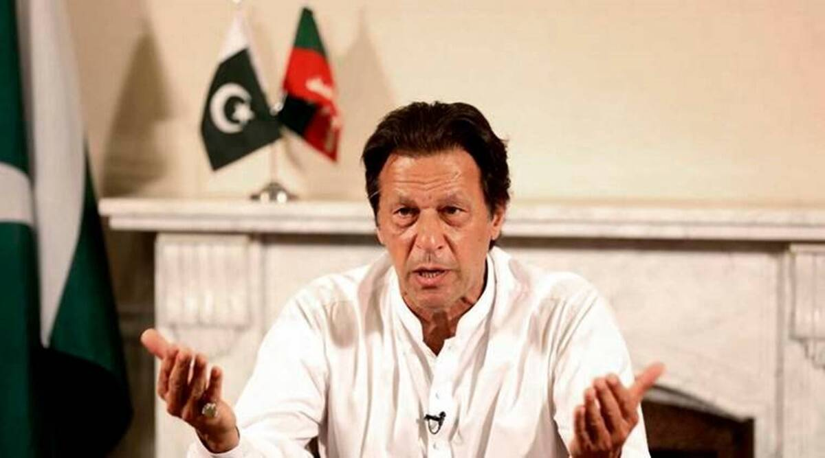 Onus of creating 'enabling environment' for further progress rests with India: Imran Khan