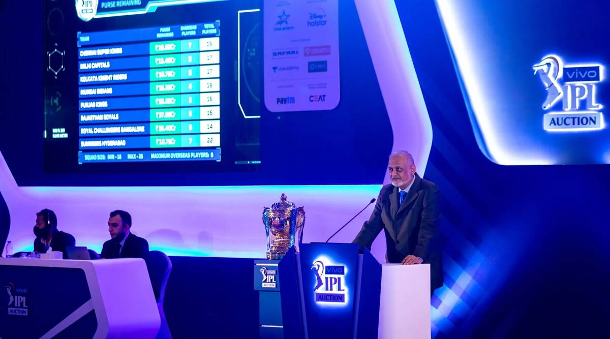 IPL Auction 2021: 'Morris bidding mayhem, bowlers' day out ...
