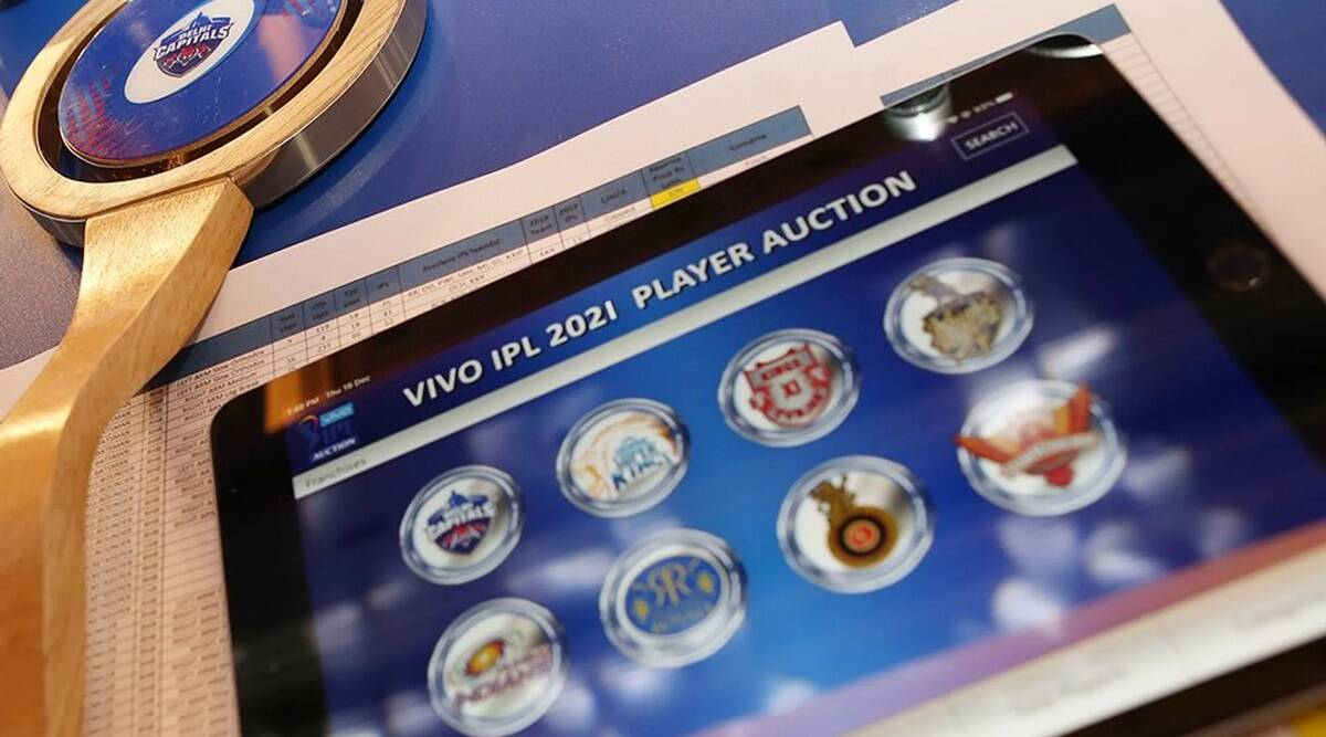 IPL Auction 2021 Date, Time