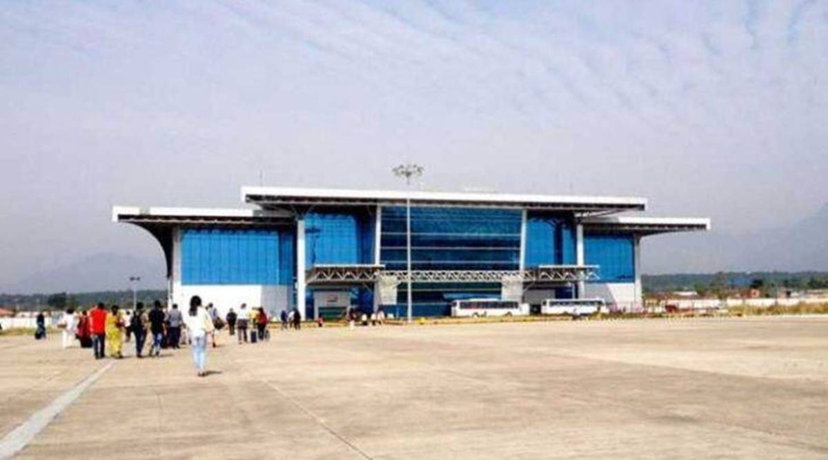 Trivendra Singh Rawat , Ministry of Environment, jolly grant airport, jolly grant airport expansion, indian express news