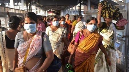 Kerala covid update, kerala coronavirus update, kerala news, kerala covid cases rise, kerala covid vaccine, Pinarayi Vijayan, k k Shailaja, Indian Express