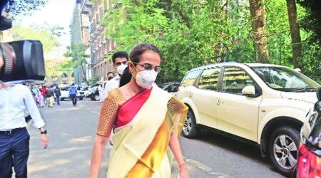 Chanda Kochhar, Chanda Kochhar pmla, Chanda Kochhar pmla case, Chanda Kochhar bail, indian express news