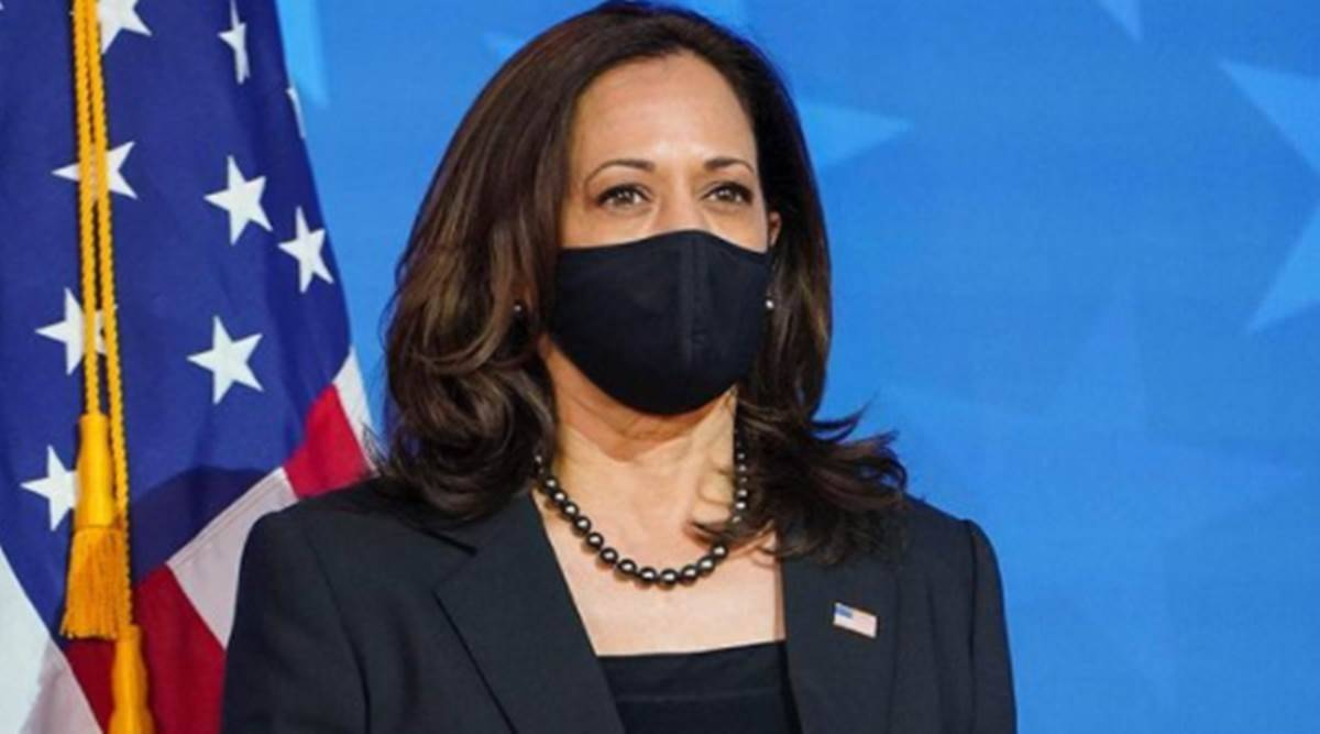 Man With AR-15 in Car Arrested Outside Kamala Harris' Official Residence