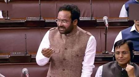 Jammu and Kashmir, Arunachal Pradesh, Goa, Mizoram Union Territory, Jammu and Kashmir Reorganisation (Amendment) Bill, 2021, Article 370, Congress leader Adhir Ranjan Chowdhury, Hasnain Masoodi, India news, indian express