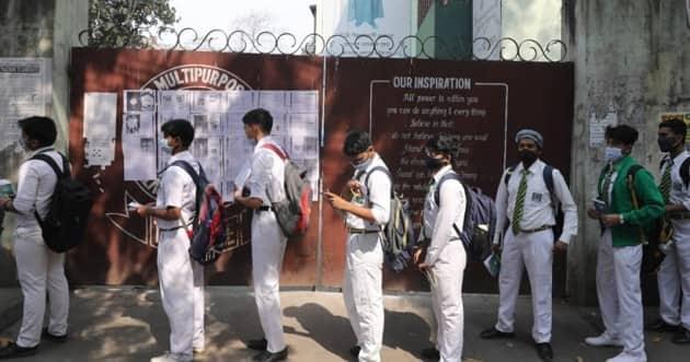 Schools reopened in Bengal