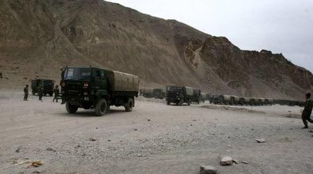 India-china standoff, Galwan Valley