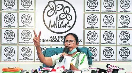 Mamata banerjee, west bengal polls, west bengal poll date, Election commission, Amit shah, indian express news