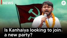 Why has Kanhaiya Kumar become politically inactive lately?