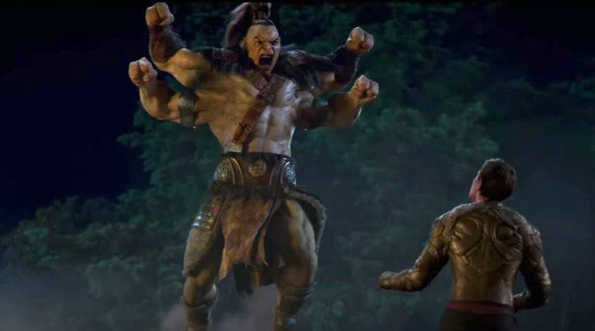 Mortal Kombat trailer: James Wan-produced video game movie looks like a blast - The Indian Express