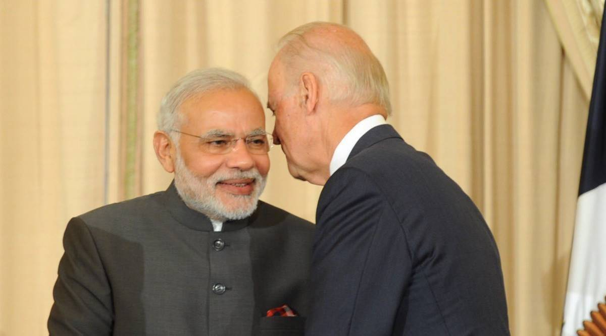 US-India, Joe Biden, Blinken, Biden Administration-India, India's emergence as a leading global power, indian express