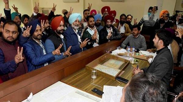 Mohali civic body elections