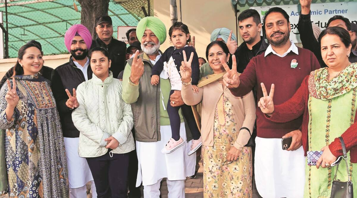 Punjab civic body elections: Mohali district records 60.08% voter turnout