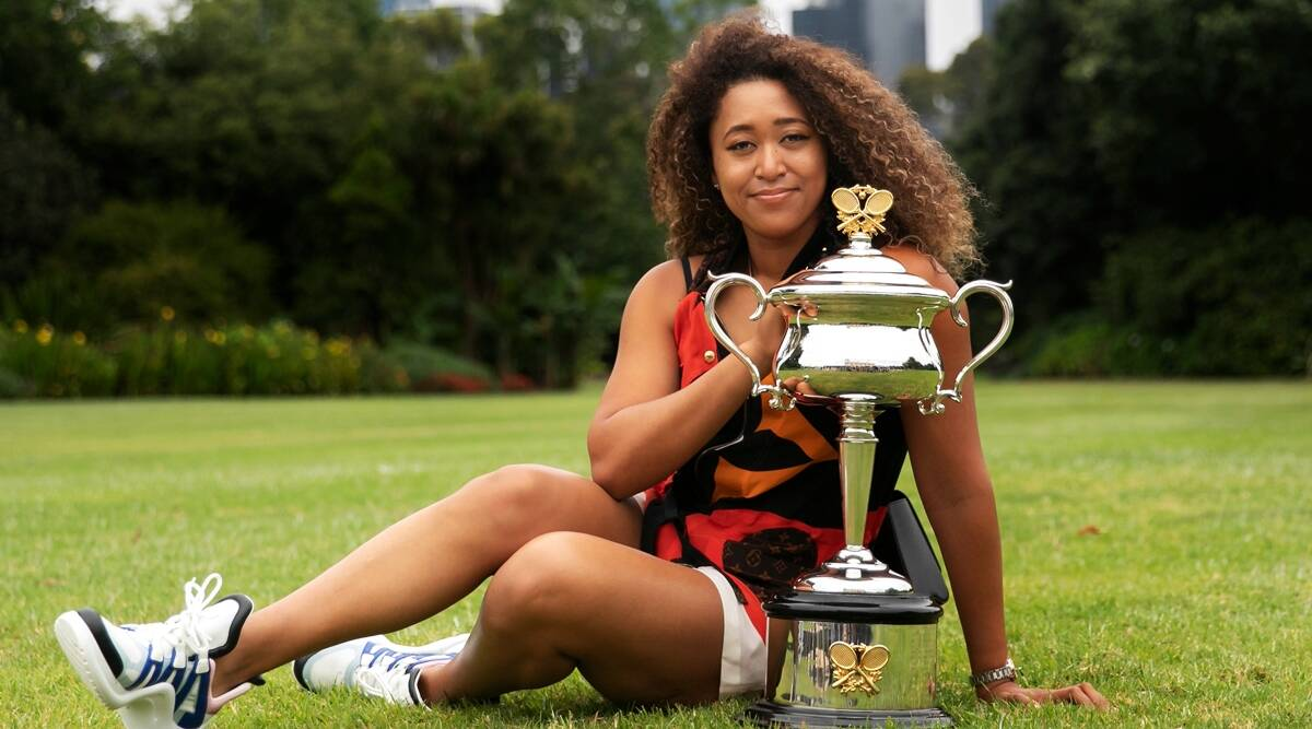 Already a star, on court and off, Naomi Osaka eyes more - The Indian Express