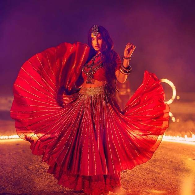 Nora Fatehi song