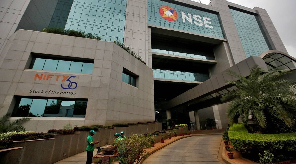 National Stock Exchange, telecom links, instability of telecom links, trading shutdown, Indian express news