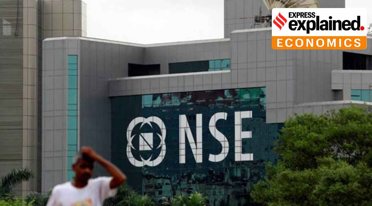 The crash at NSE: what happened, and who was impacted? - The Indian Express
