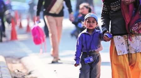 Nursery admission, nursery admission in Delhi, Delhi schools, Delhi news, indian express news