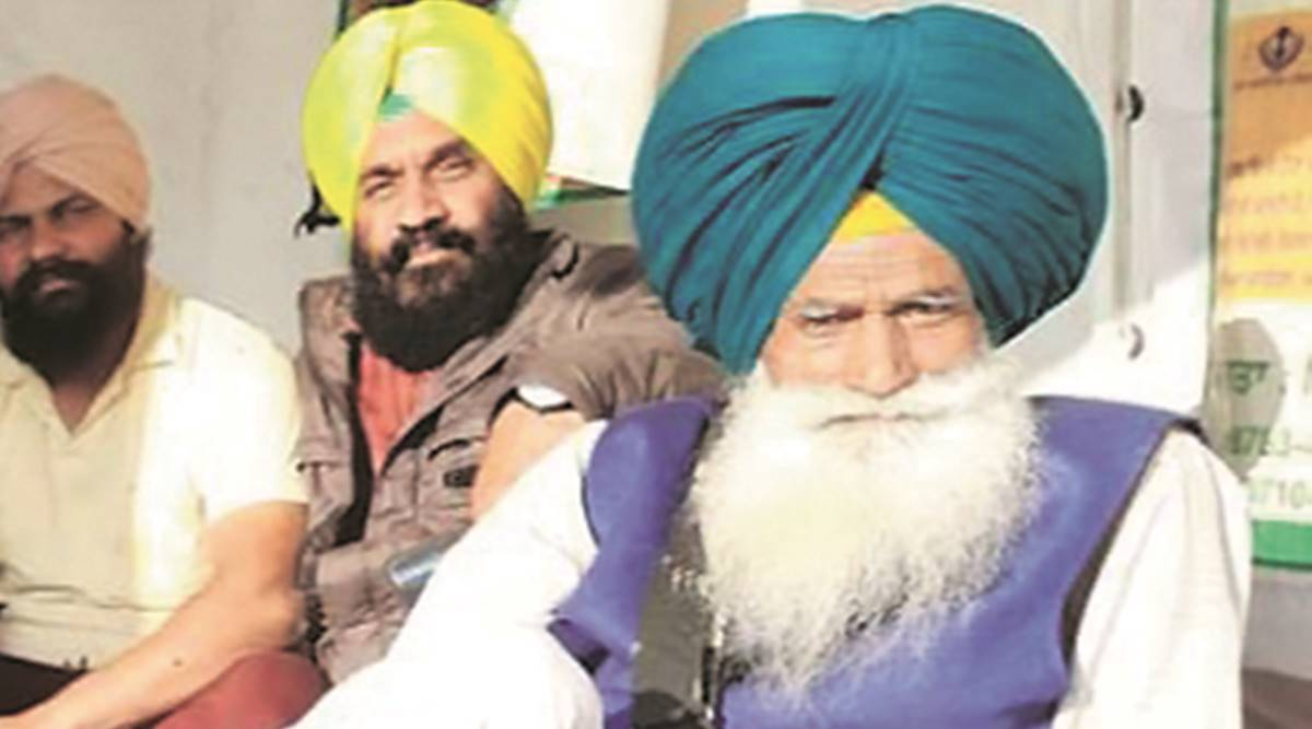 Oldest man arrested, 80, small farmer, retired from Army 3 decades ago