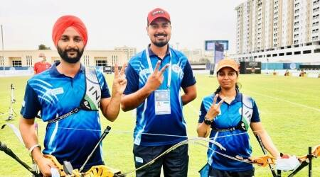 Fazza Para Archery World Ranking Tournament: Para-archers from Haryana win gold medal in mixed event