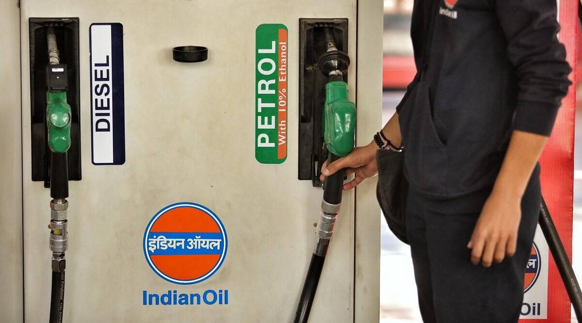 Petrol Diesel Price Today in India, Petrol Diesel Rate Today