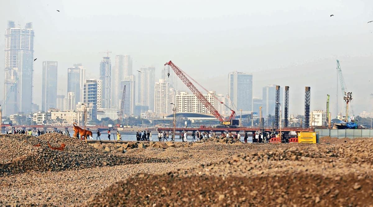 Deep under the city, giant machine builds Mumbai's Coastal Road