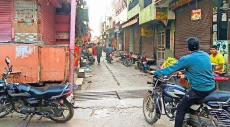 Baghpat clash, Chat vendors clash, UP clash, UP news, Indian express news