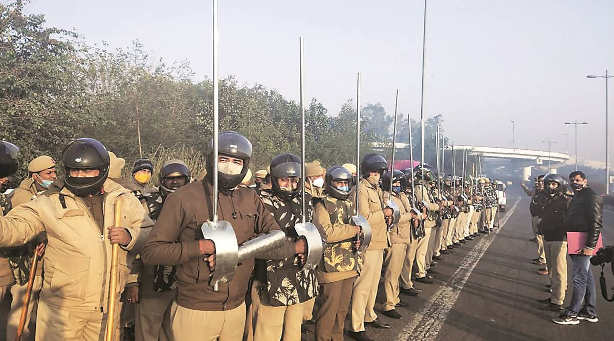 80-year-old among 122 arrested by Delhi Police