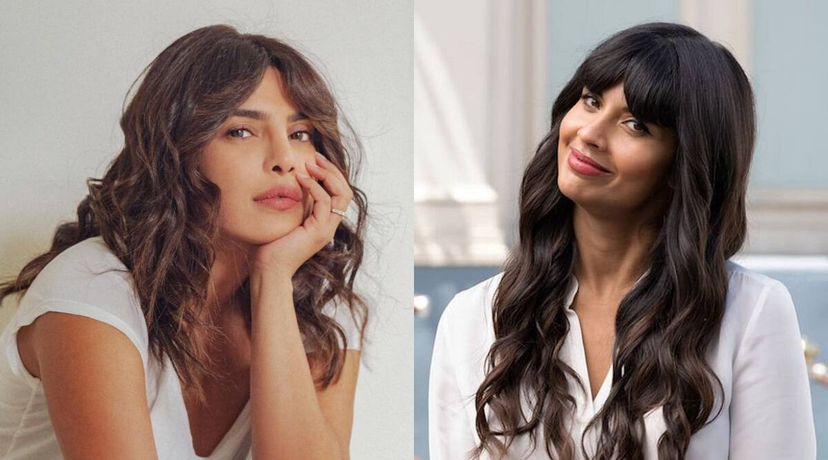 Twitter user asks when Nick Jonas divorced Jameela Jamil. Her response wins over Priyanka Chopra - The Indian Express