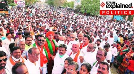Lingayat, Lingayat community, Lingayat sub-sect, Lingayat obc quota, indian express news