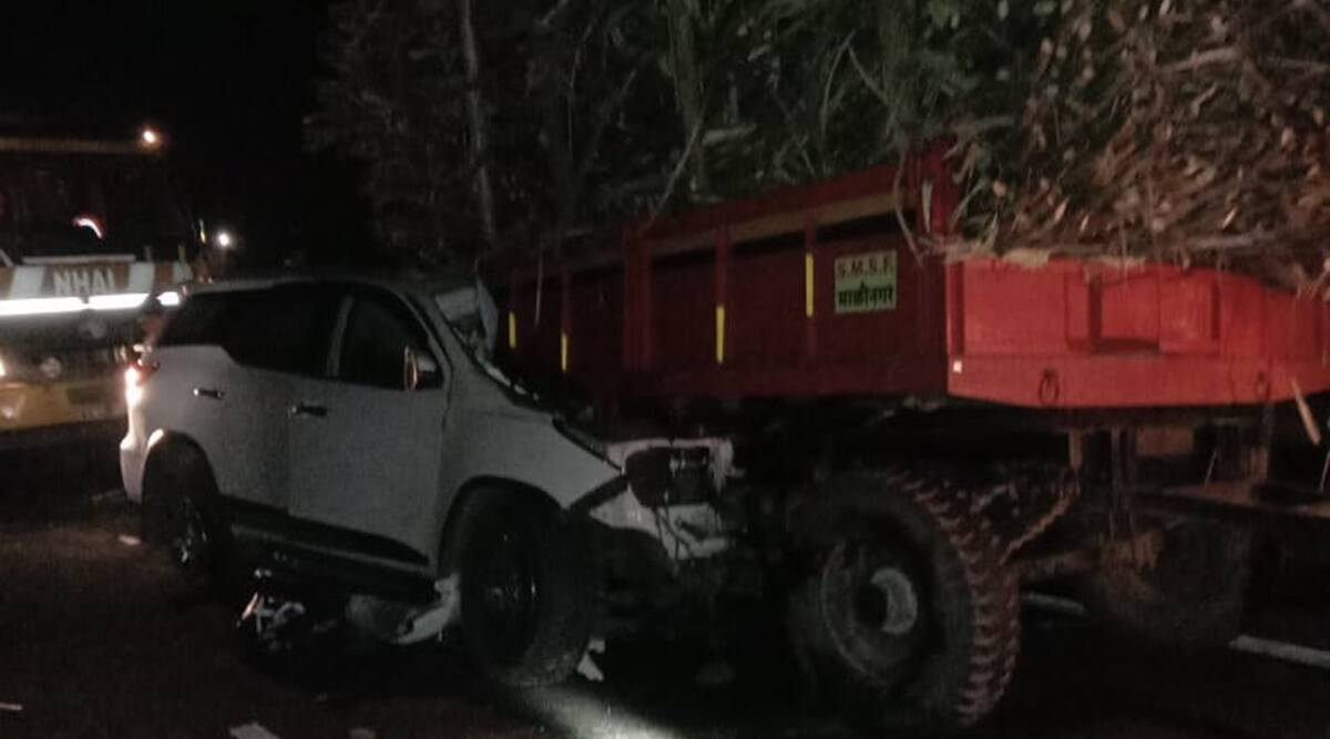 pune highway accident