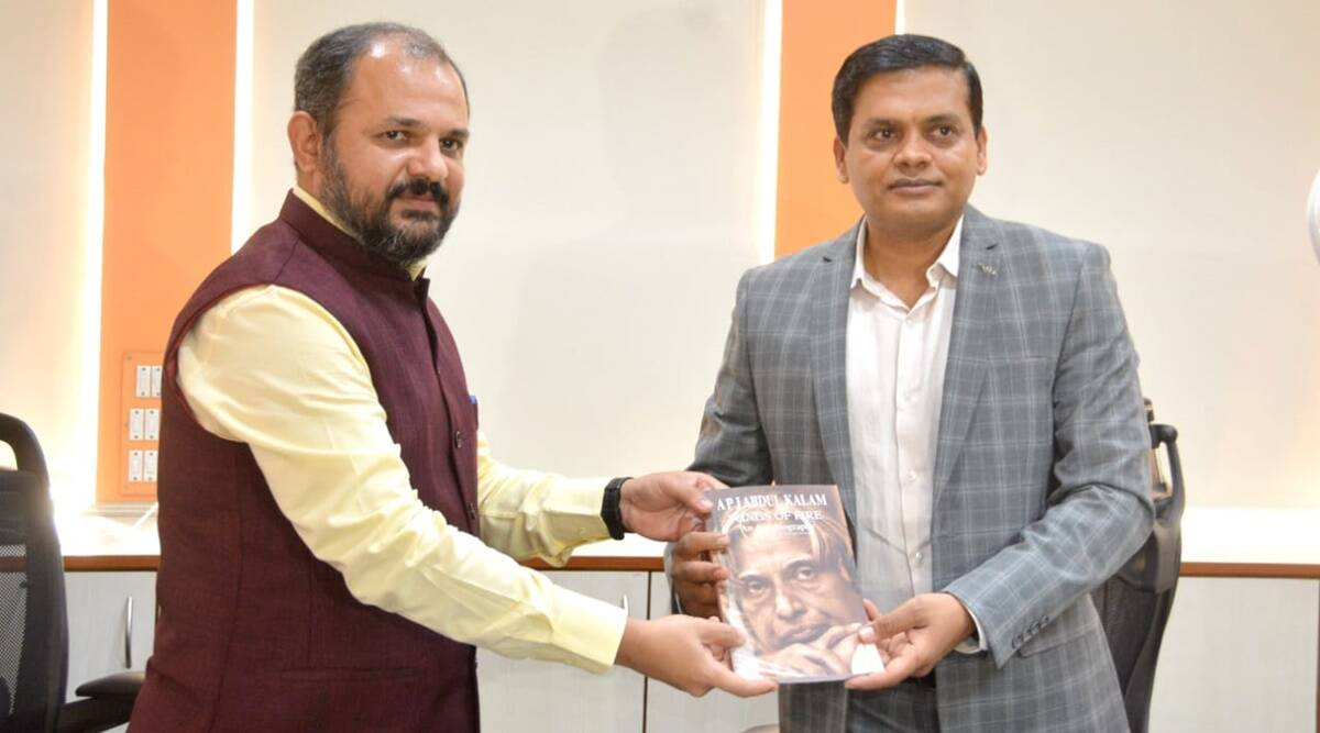 new Pimpri chinchwad municipal chief, PCMC, Rajesh Patil, Pune news, Indian Express