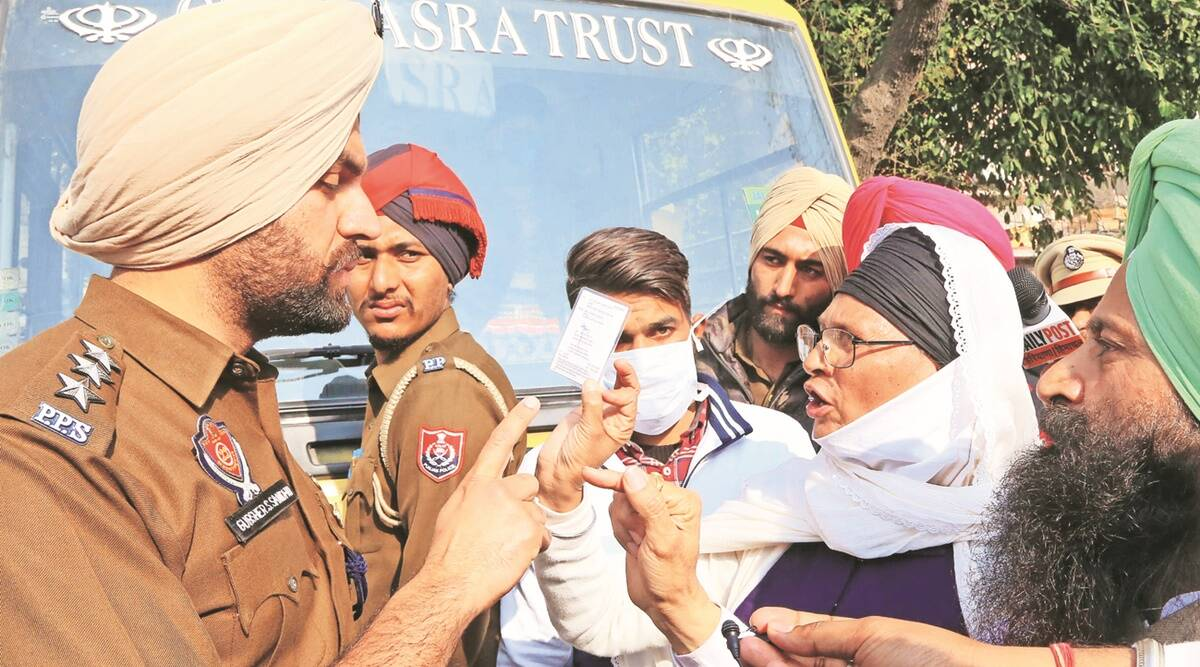 Mohali Civic Body elections: Tiff at Ward 10, Babla's presence creates stir, Azad Group-AAP say 'booth captured'