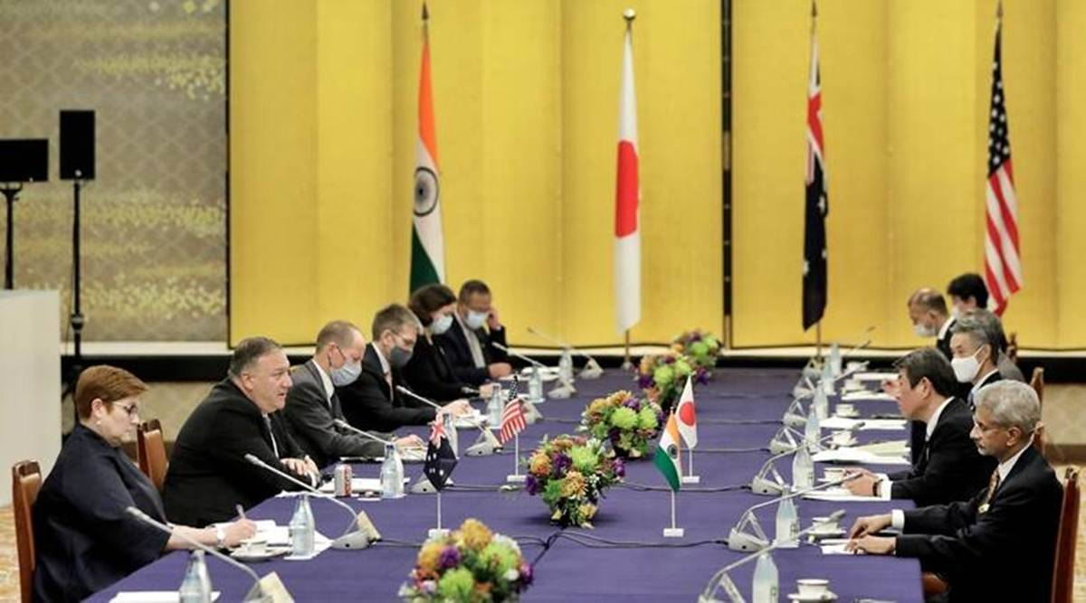 China on mind, Quad ministers want respect for territorial integrity