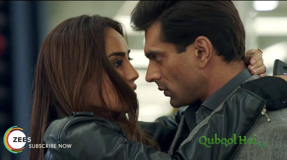 Qubool Hai 2.0 teaser: Karan Singh Grover and Surbhi Jyoti are back with a  heartwarming show - Exciting New Webseries Releasing In March 2021