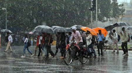 Thunderstorm, lightning and hail over central India from Feb 16 to 18 : IMD