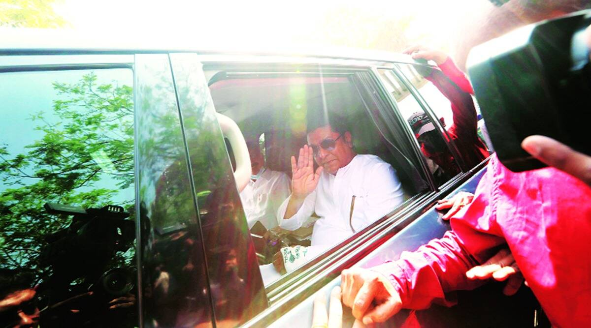 Raj Thackeray, Raj Thackeray speech, Raj Thackeray 2014 speech, Raj Thackeray news, mumbai news, indian express news