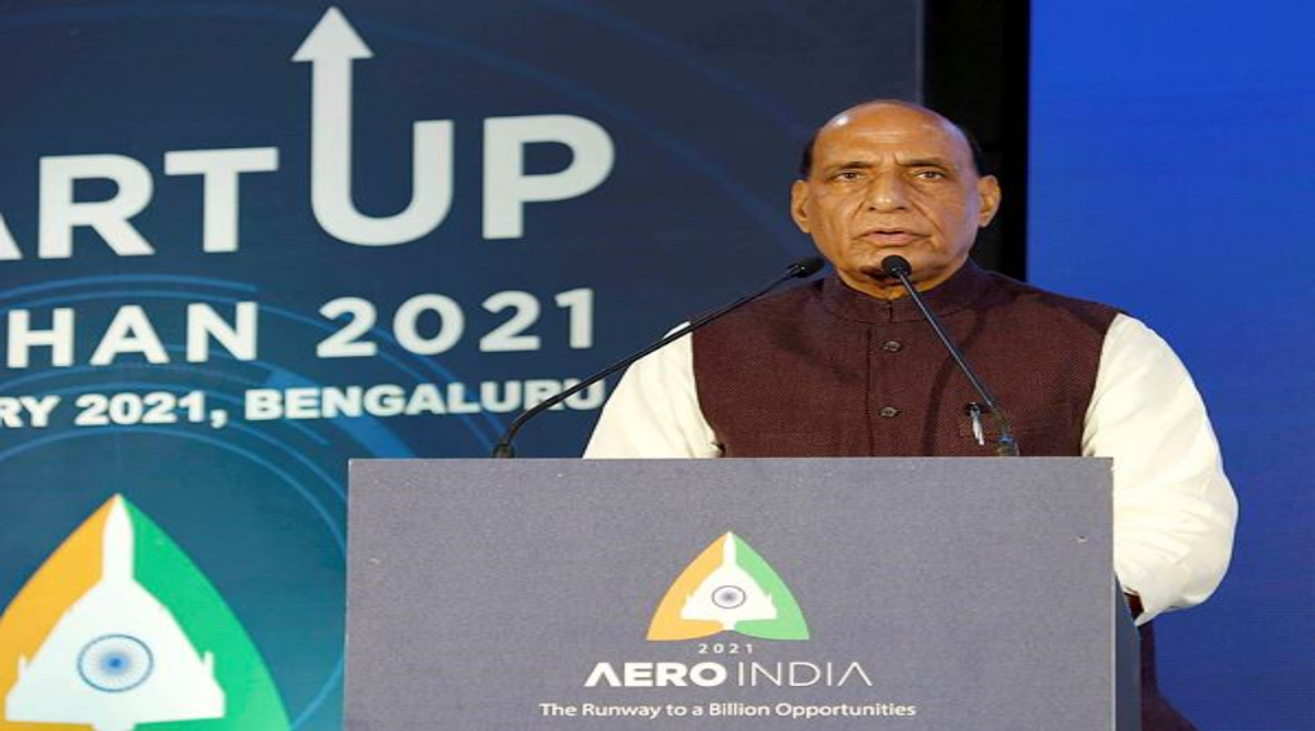 Self-reliance in defence equipment manufacturing crucial for maintaining India's strategic autonomy: Rajnath Singh