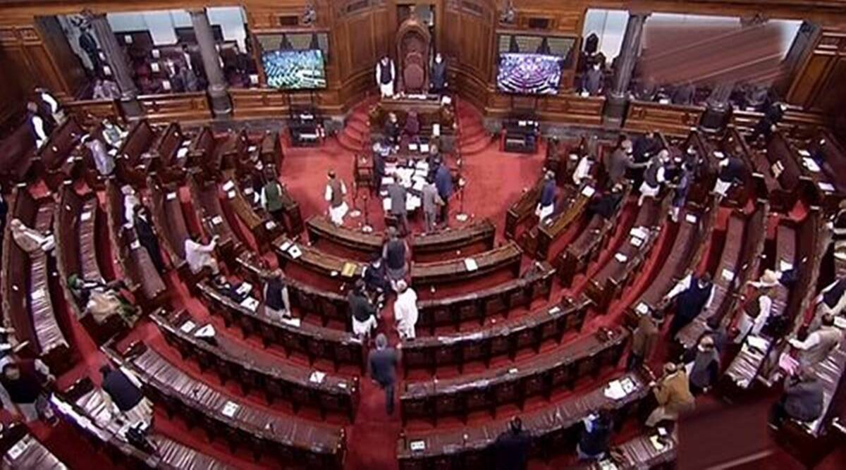 Farmers protest, farm laws, Rajya Sabha