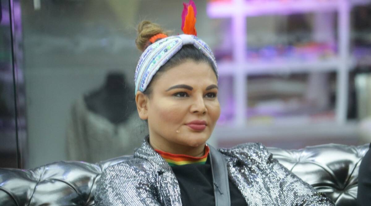 Rakhi Sawant on walking out of Bigg Boss 14 finale with Rs 14 lakh: I have zero bank balance, need money for mother's surgery - The Indian Express