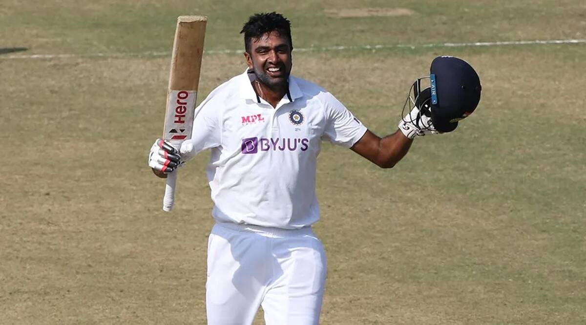 Chennai's Super King': Ravichandran Ashwin receives praise after fifth Test ton | Sports News,The Indian Express