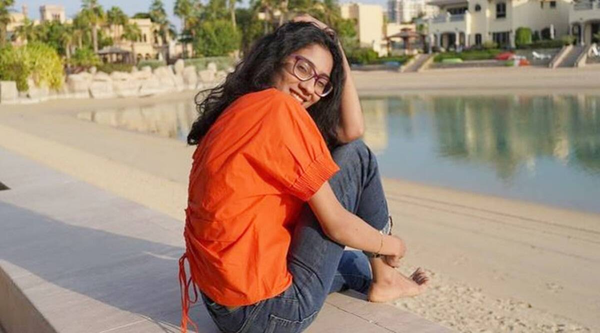 Sushmita Sen's daughter Renee asked about her 'real mother', says 'I'm born to my mom's heart' - The Indian Express