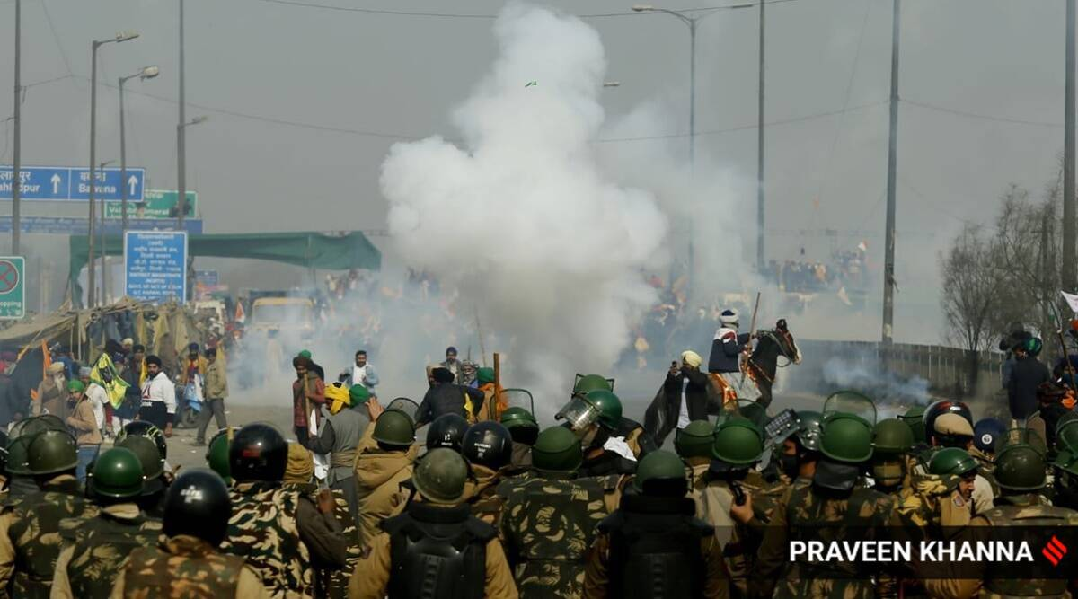 Republic day violence, tractor rally violence, 26 Jan violence, Farmers Protests, farmers tractor rally republic day, farmers violence republic day, Express opinion, India News, Indian Express