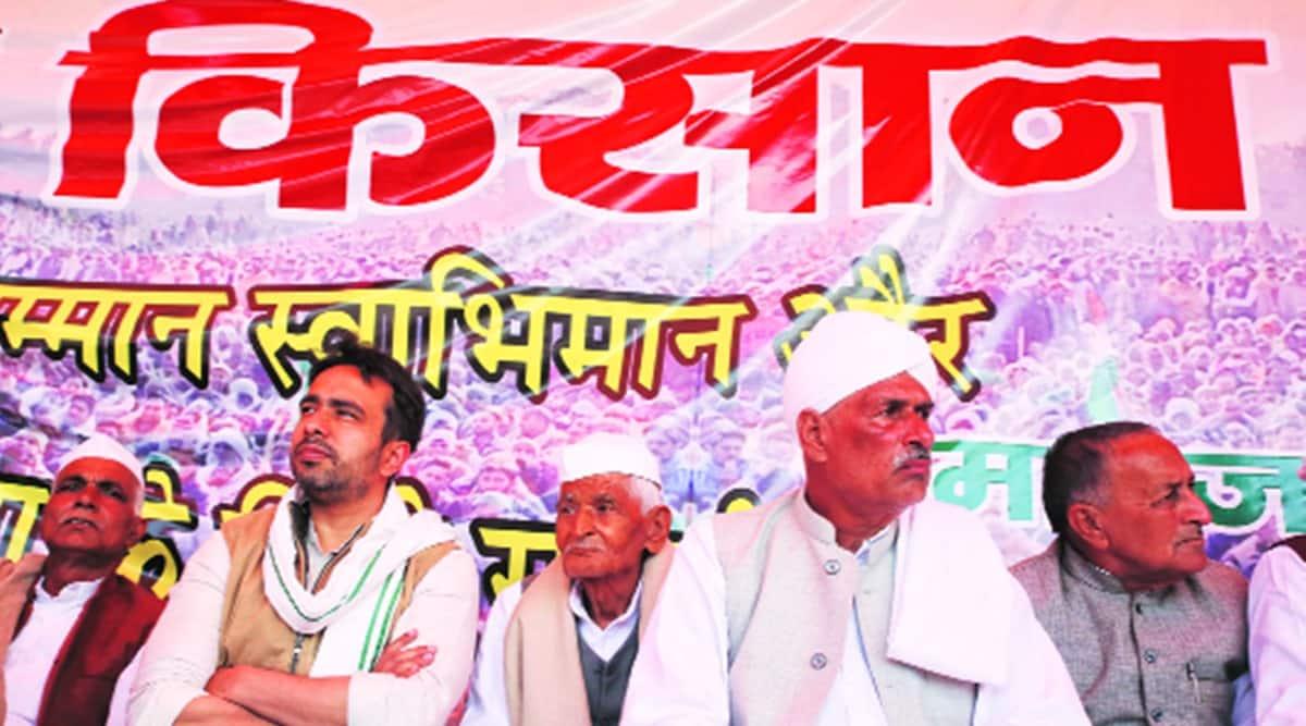 narendra modi, Jayant Chaudhary, Rashtriya Lok Dal, farm laws, farm bills, FRP ordinance, farmer protest, UPA government, indian express news